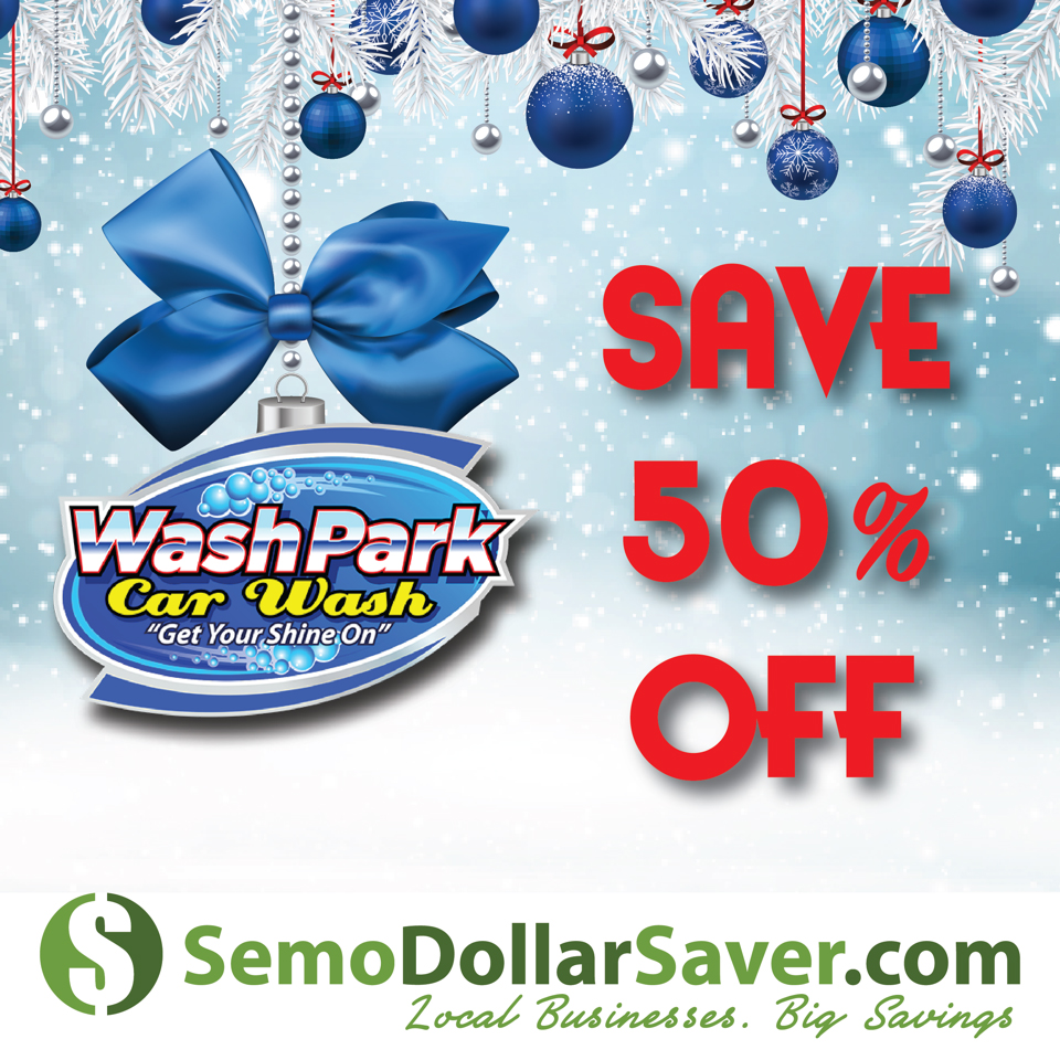 Wash Park Car Wash - Great Stocking Stuffers!!